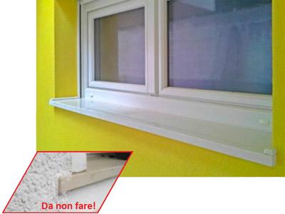 Soglie per finestre moderne best ecoclima custom di erco - Soglie per finestre ...